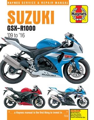Suzuki GSX-R1000, 2009-2016