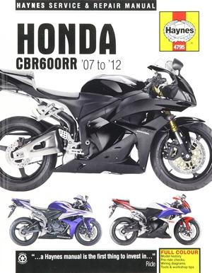 Honda CBR600RR, '07-'12