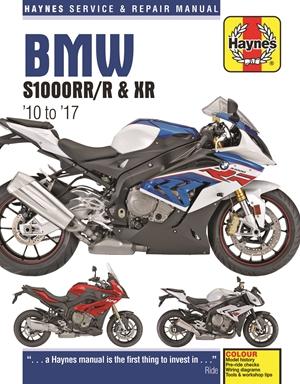 BMW S1000, '10-'17