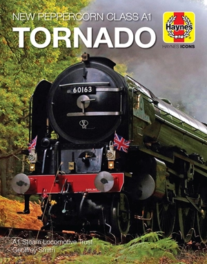 New Peppercorn Class A1 Tornado