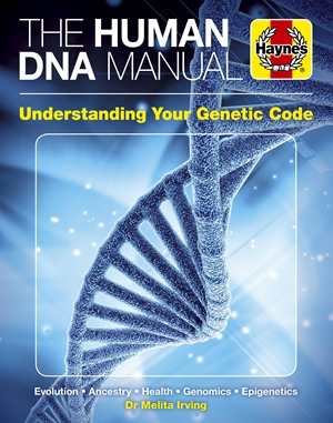 The Human DNA Manual