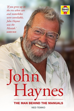 John Haynes The Man Behind the Manuals