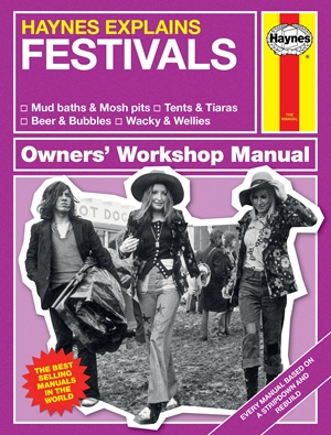 Haynes Explains: Festivals Owners' Workshop Manual