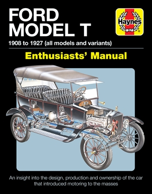 Ford Model T Owners' Workshop Manual