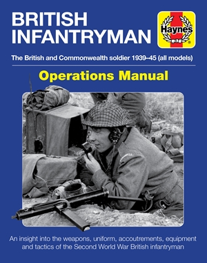 British Infantryman Operations Manual