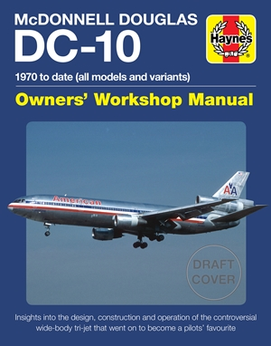 McDonnell Douglas DC-10 Owners' Workshop Manual