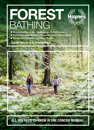 Forest Bathing All you need to know in one concise manual - An introduction to the Japanese art of shinrin-yoku - A practical guide to connecting with a forest environment - The perfect antidote to a hectic lifestyle