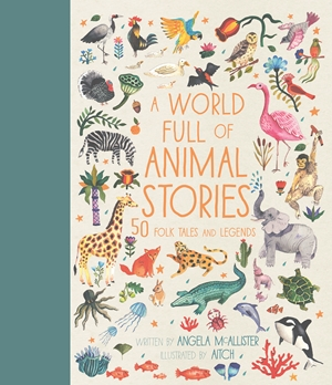 A World Full of Animal Stories UK