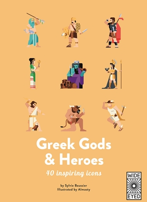 40 Inspiring Icons: Greek Gods and Heroes