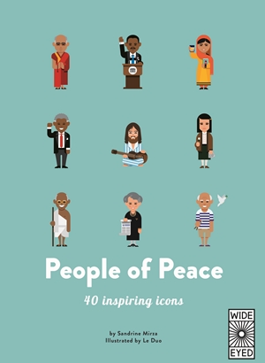 40 Inspiring Icons: People of Peace