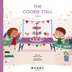 STEAM Stories: The Cookie Stall (Art)