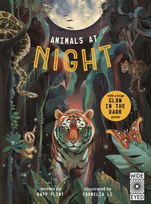 Glow in the Dark: Animals at Night