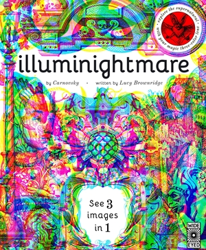 Illuminightmare explore the supernatural with your magic three-color lens