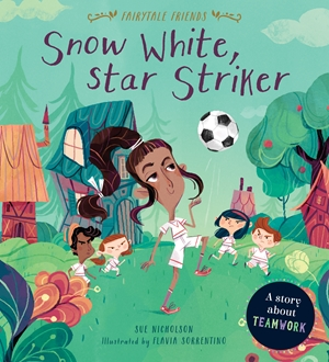 Snow White, Star Striker