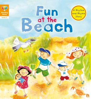 Reading Gems: Fun at the Beach (Level 2)