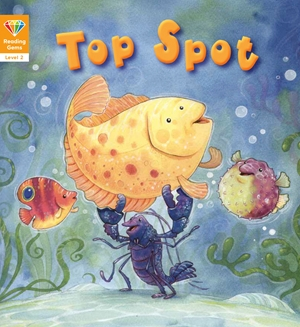Reading Gems: Top Spot (Level 2)