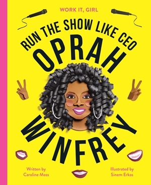 Oprah Winfrey Run the show like CEO