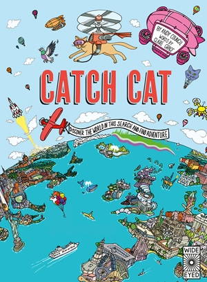 Catch Cat Discover the world in this search and find adventure