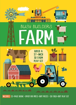 Busy Builders: Farm