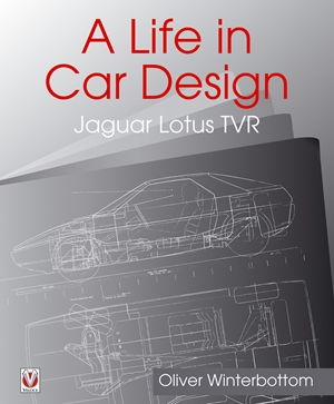 A Life in Car Design - Jaguar, Lotus, TVR