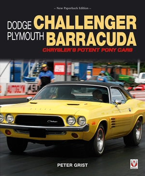 Dodge Challenger U0026 Plymouth Barracuda