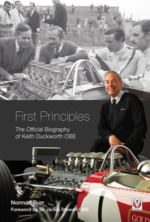 First Principles The Official Biography of Keith Duckworth