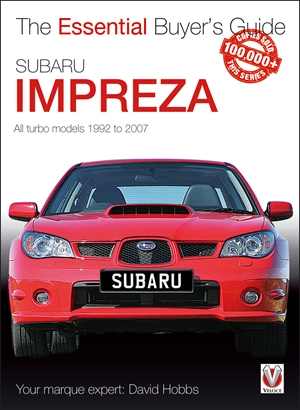 Subaru Impreza The Essential Buyer's Guide