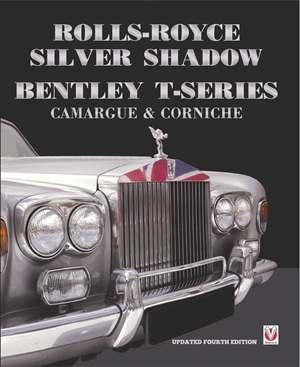 Rolls-Royce Silver Shadow/Bentley T-Series, Camargue & Corniche