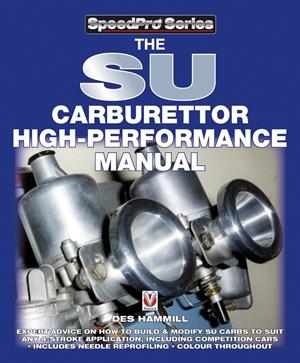 The SU Carburettor High Performance Manual