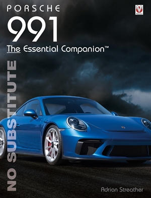 Porsche 991 No Substitute