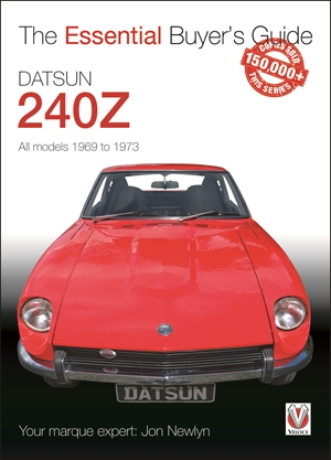 Datsun 240Z 1969 to 1973