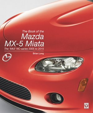 The Book of the Mazda MX-5 Miata