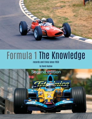 Formula 1 - The Knowledge, Second edition