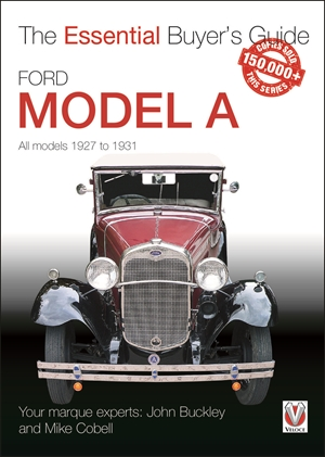 Ford Model A - All Models 1927 to 1931