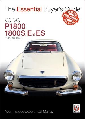 Volvo P1800/1800S, E & ES  1961 to 1973