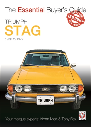 Triumph Stag The Essential Buyer's Guide