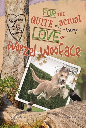 For the Quite Very Actual Love of Worzel Wooface