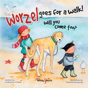 Worzel Goes for a Walk! Will You Come, Too?