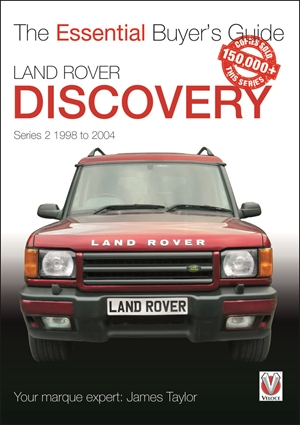 Land Rover Discovery Series 2 1998 to 2004