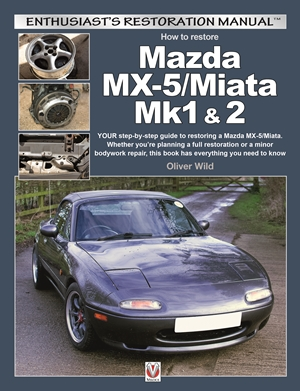 How to Restore Mazda MX-5/Miata Mk1 & 2