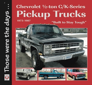Chevrolet Half-ton C/K-Series Pickup Trucks 1973-1987