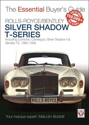 Rolls-Royce Silver Shadow & Bentley T-Series