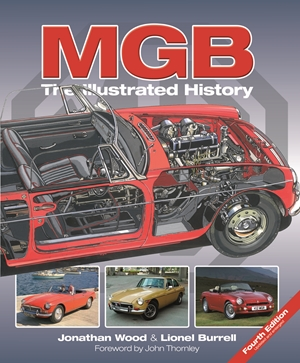MGB The Illustrated History, 4th Edition