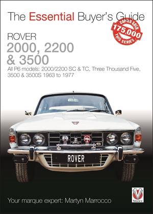 Rover 2000, 2200 & 3500
