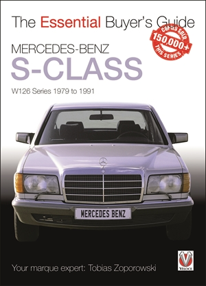 Mercedes-Benz S-Class W126 Series 1979 to 1991