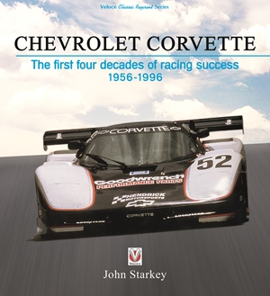 Chevrolet Corvette The first four decades of racing success 1956-1996