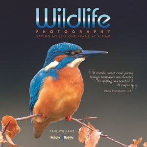 Wildlife Photography Saving my life one frame at a time