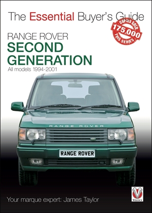 Range Rover Second Generation 1994-2001