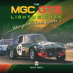 The MGC GTS Lightweights