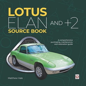 Lotus Elan and +2 Source Book